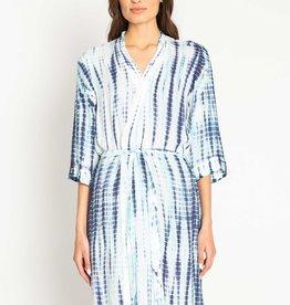 PJSalvage PJ Salvage Morning Sunshine Tie Dye Robe