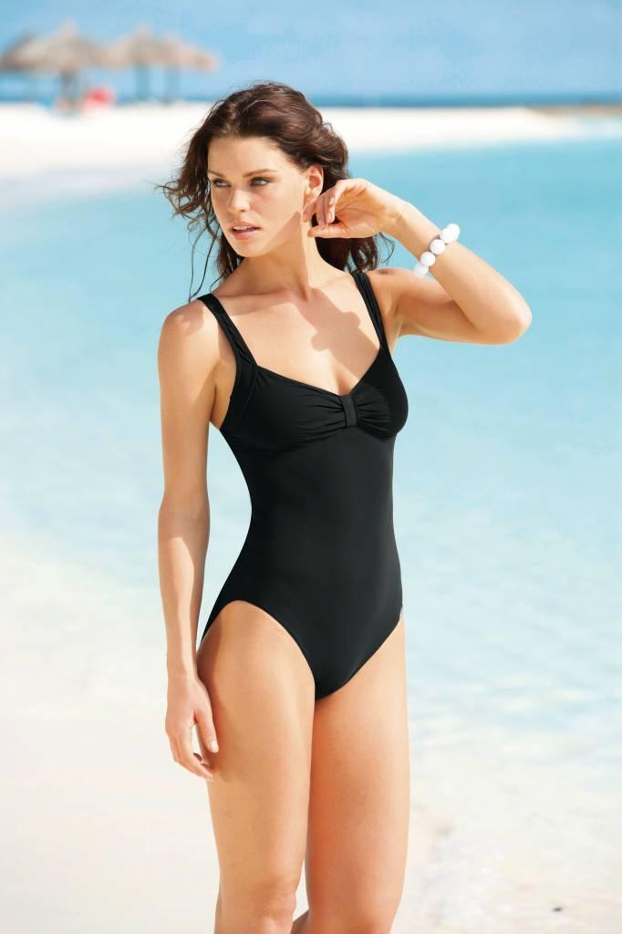 4a2a314dc4a97 LingerieCourval Sunflair Classic Swimsuit - Courval Fine Lingerie
