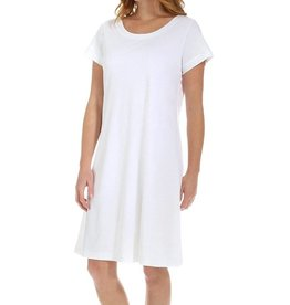 PJamas P.Jamas Butterknit Short Sleeves Nightgown