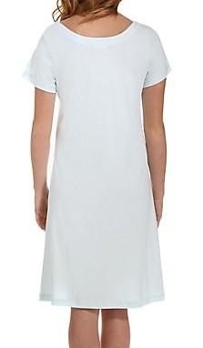 PJamas P.Jamas Butterknit Short Sleeves Nightgown