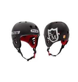 S&M Pro-tec Certified Full Cut Helmet