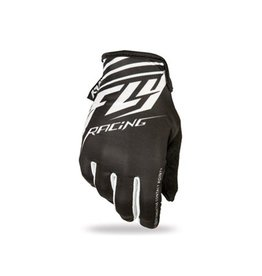 Fly Racing Fly Racing Media Glove (Black)