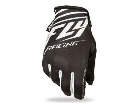 Fly Racing Fly Racing Media Glove (Black)