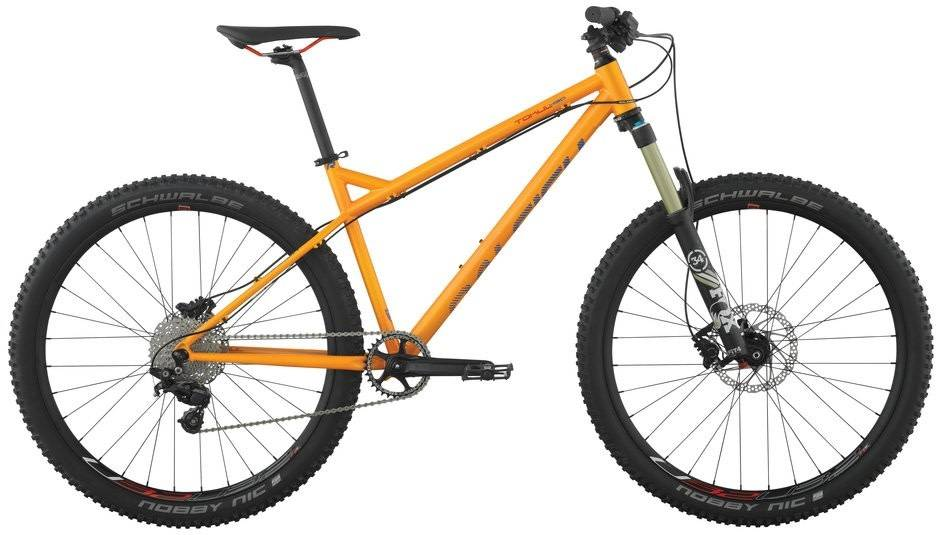 Raleigh Bicycles Raleigh Tokul 4130 (Yellow) Medium 17""