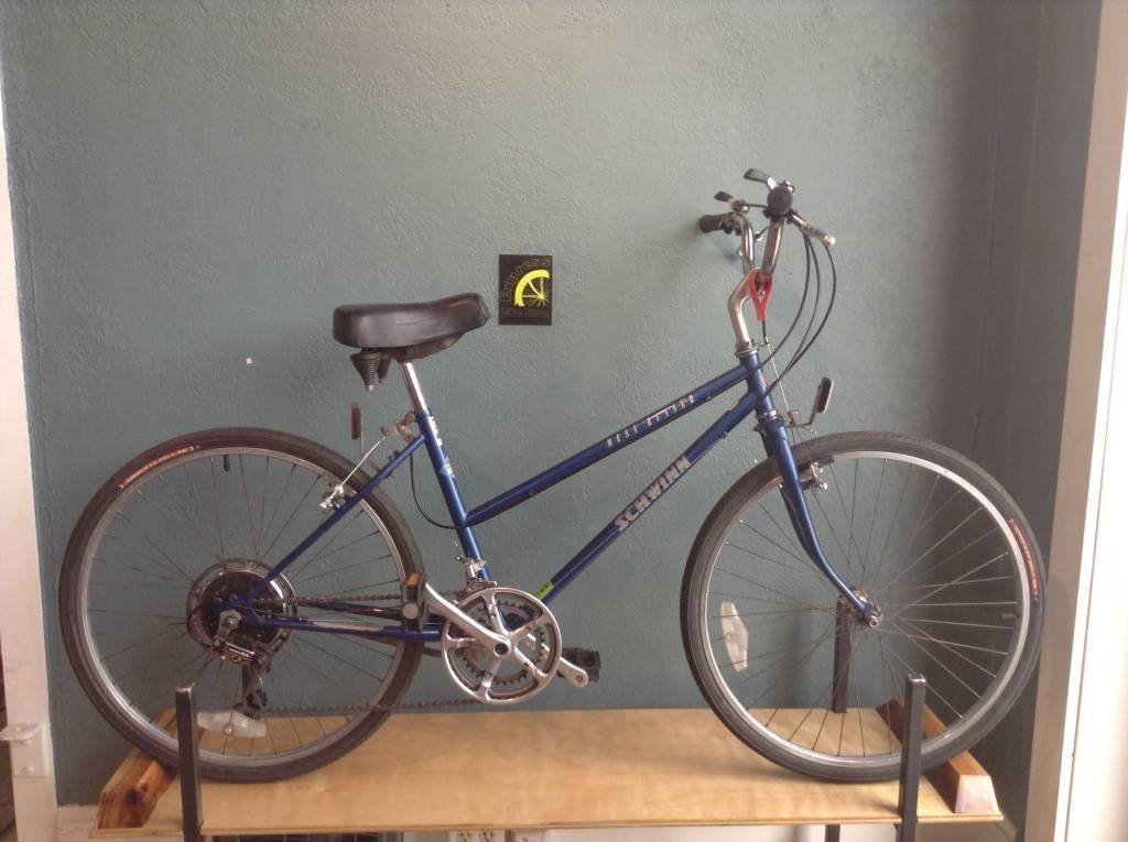 Schwinn Schwinn Mesa Runner 17 in Blue