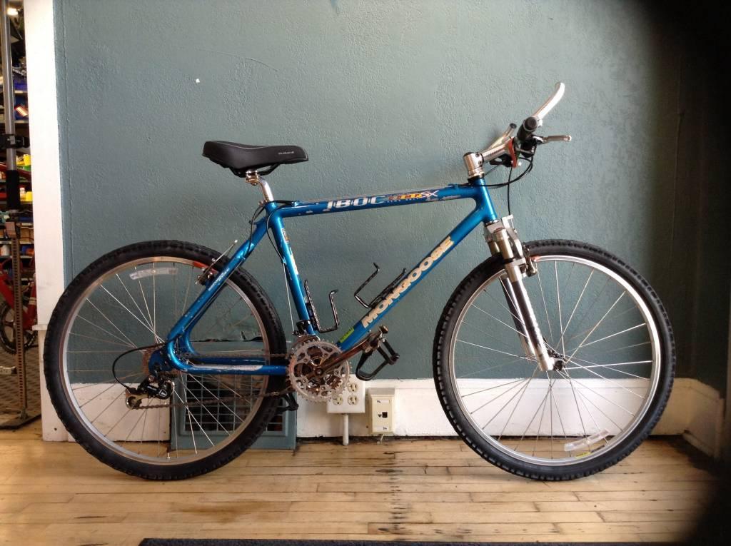 Mongoose Mongoose IBOC Comp SX - MTB - 17.5 in