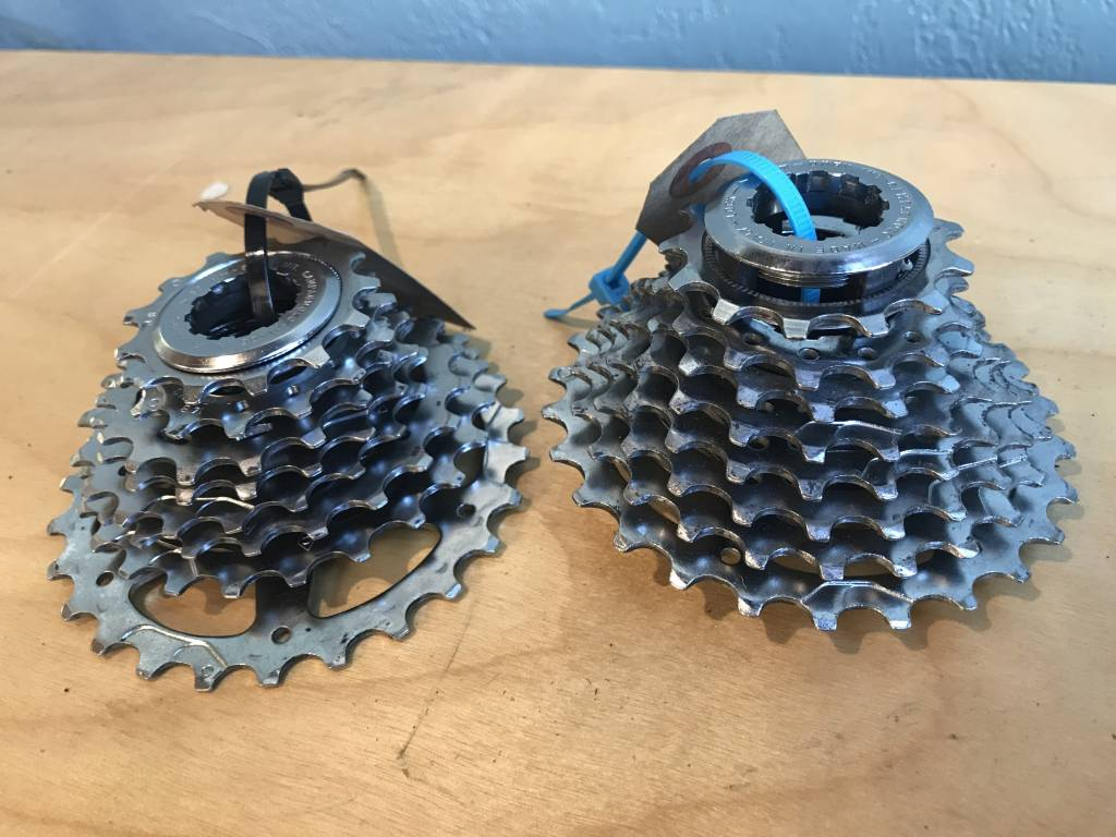 Campagnolo Campagnolo Record 8 Speed Cassette 13-26 - Used Good