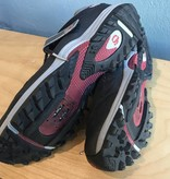 Pearl Izumi Pearl Izumi Shoes Black/Red MTB 2 Bolt Men's Eur 49