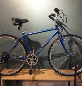 "Mongoose Mongoose Crossway 17"" blue"