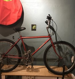 Novara Novara 17 in Red Hybrid
