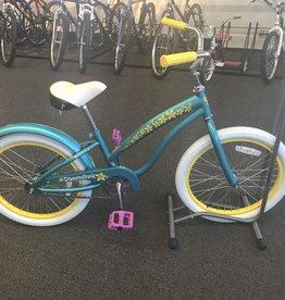 Diamondback Diamondback Miz Della Cruz 20 in Teal Kid's Bike