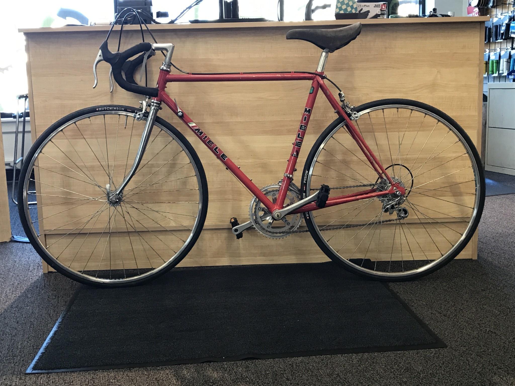 Miele Uno.s. road bike 52cm Red