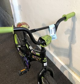 TMNT Black 16 in Kid's Bike