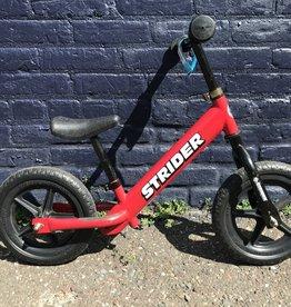 Strider Red Strider Bike
