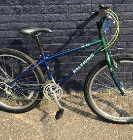 Raleigh Raleigh M-20 14 in Blue to Green Fade