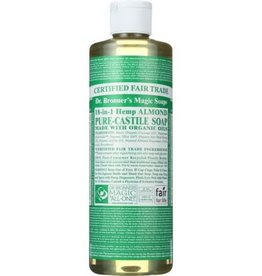 Dr. Bronner's Dr. Bronner's Pure-Castile Soap, Almond, 16oz