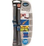 Sea To Summit Sea to Summit Accy Straps w/Hook Release 10MM, Blue