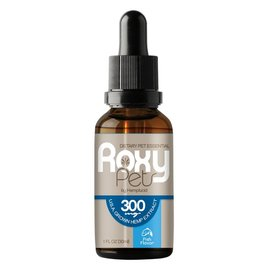 Hemplucid Hemplucid Roxy Pets for Cats 300mg, Fish Flavor