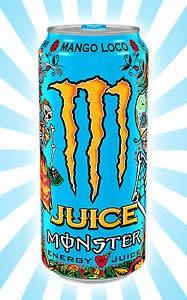 Monster Monster Juice Mango Loco