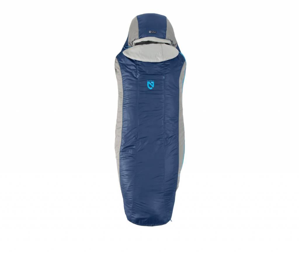 NEMO Nemo Equipment Forte 20 Sleeping Bag, Long, Tempest/Storm