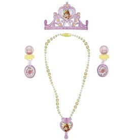 Disney Disney Belle Enchanted Evening Jewelry Set