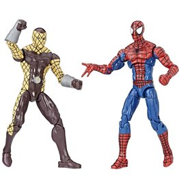 Marvel Marvel Legends Spider-Man & Shocker Figures