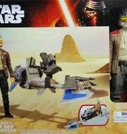 Disney Star Wars Poe Dameron Speeder Bike
