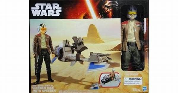 Disney Star Wars Poe Dameron Speeder Bike