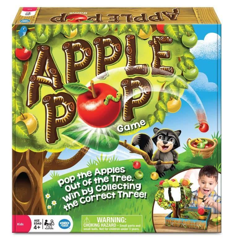 Wonder Forge Wonder Forge Apple Pop Game