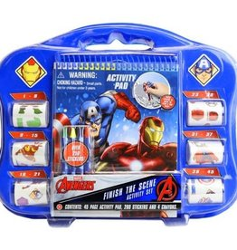 Marvel Marvel Finish the Scene Activity Set