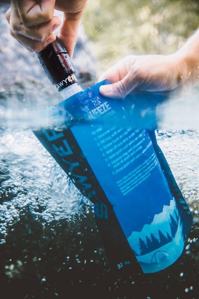 Sawyer Sawyer MicroSqueeze Water Filter