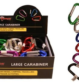 Diamond Visions Inc Force Large Carabiner, assorted colors