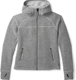 SmartWool SmartWool Full Zip Fleece Sweater Light Gray L