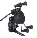 TrailWalker Gear Motorcycle Cellphone Mount/Charger