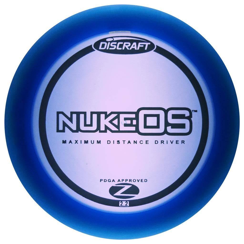 Discraft Discraft Z Line Nuke OS