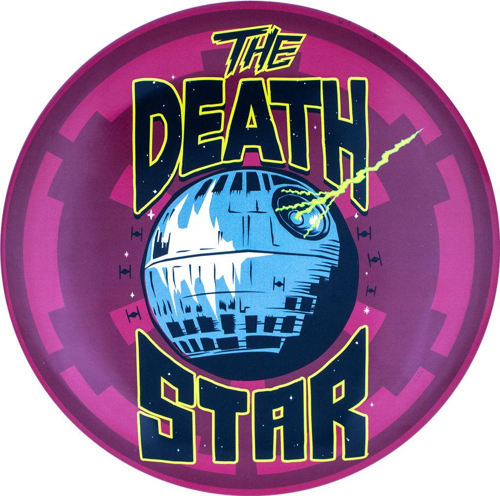Discraft Discraft Buzz Star Wars Death Star Plain Full Foil
