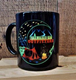 TrailWalker Gear TWGO Camping Glow Mug, 11oz