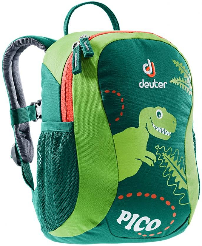 Deuter Deuter Pico Child's Backpack, alpine green-kiwi