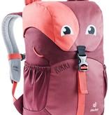 Deuter Deuter Kikki Child's Backpack, cardinal-maroon