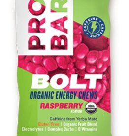 ProBar Probar Bolt Energy Chews Raspberry