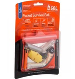 SOL SOL Pocket Survival Pak by Doug Ritter