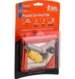 SOL SOL Pocket Survival Pak by Doug Ritter
