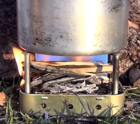 TrailWalker Gear Altoid Mints Pocket Stove