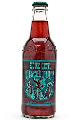 Sioux City Birch Beer 12oz