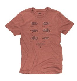 The LandMark Project Landmark Project Campcraft Knots SS T-shirt