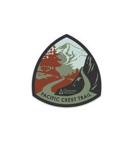 The LandMark Project Landmark Project Pacific Crest Trail Sticker