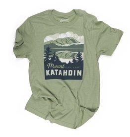 The LandMark Project Landmark Project Mount Katahin SS T-Shirt