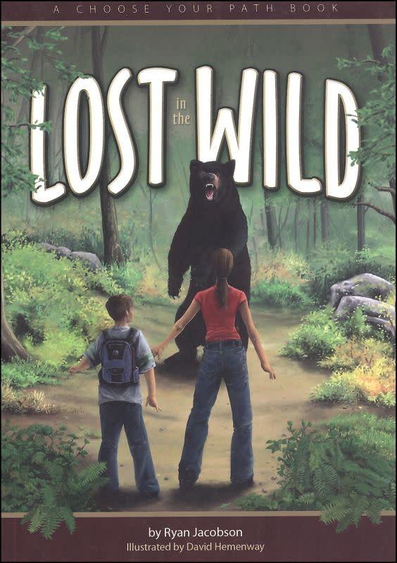 Adventure Keen Lost in the Wild