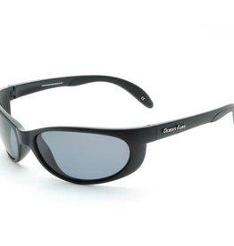 Ocean Eyes Ocean Eyes Mariner Matte Black Sunglasses