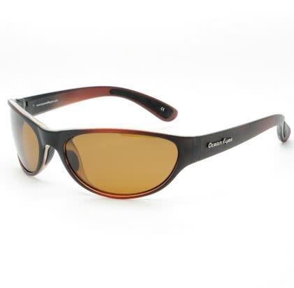 Ocean Eyes Ocean Eyes Angler Matte Tobacco Sunglasses